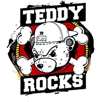 Teddy Rocks Logo